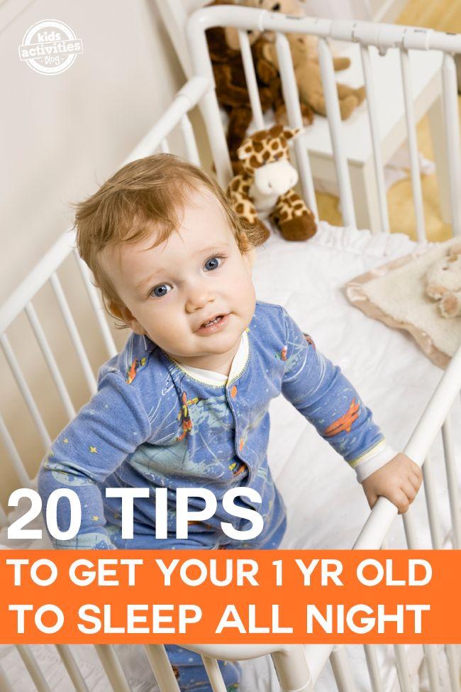 how to help toddler sleep through the night