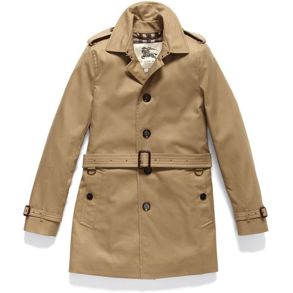See this and similar Burberry coats - Buy the Burberry London Single-Breasted Trench Coat for men at Park & Bond, from the Gilt Groupe. Find the latest from Bur...
