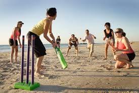 #beachcricket #srilanka #tourists #enjoying #fun #excitment #with #inspirevoyage  have fun like them  join Inspire Voyage bookings@inspirevoyage.com http://holidays-in-lanka.co.uk/