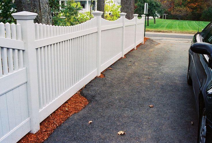 14 Best Fence Images On Pinterest Picket Fence Panels