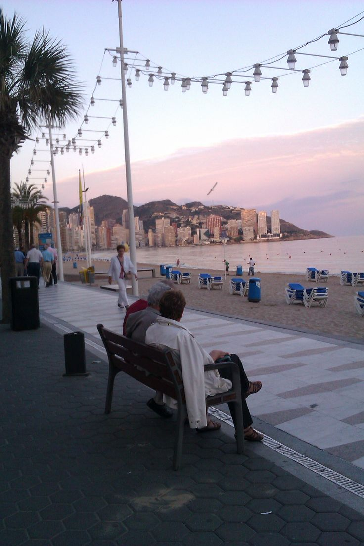 Thinking of travelling alone to Benidorm?