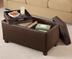 Multi Purpose Ottoman More