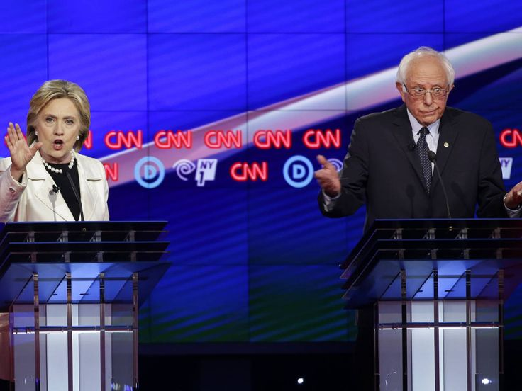 On Syria, the minimum wage, fracking and more, this debate proved Sanders is the future and Clinton the past