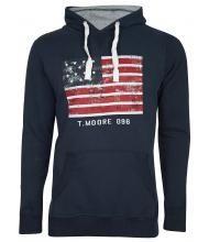 Hoodie met de Amerikaanse vlag
