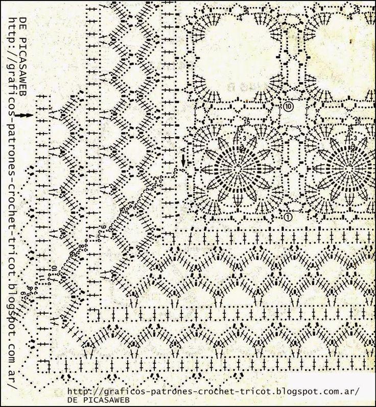 8 best crochet images on Pinterest | Crochet patterns, Crochet ...