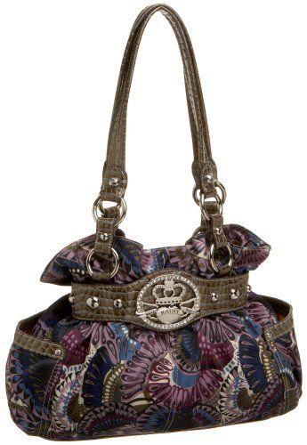 Kathy Van Zeeland Handbag Love The Colours Of This Bag Would It In
