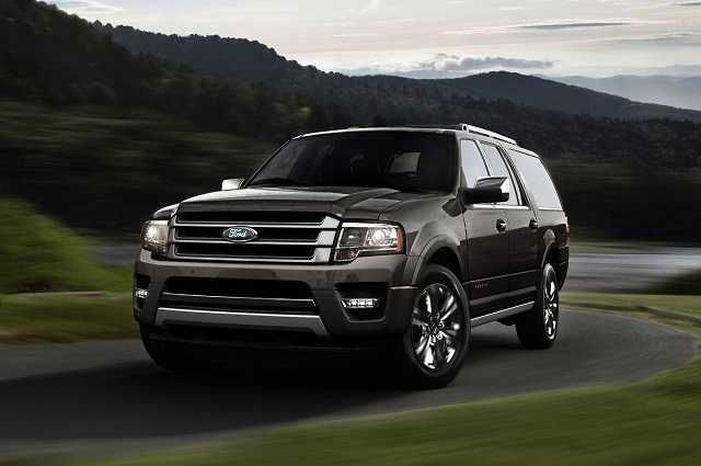 2016 Ford Expedition is full-size SUV that came in early 90s as replacement of legendary Ford Bronco. It was re-engineered for 2015 design which indicates that Ford Expedition 2016 will come with some little adjustments for next model year.