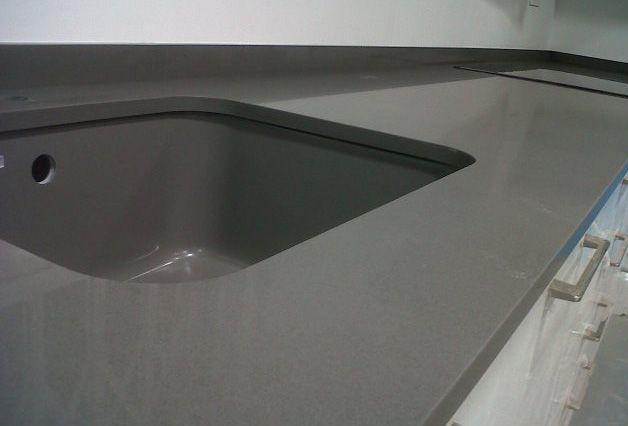 Silestone Cemento Spa Silestone Countertops Kitchen