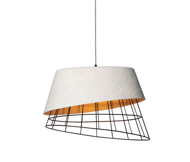 Suspension lamp b 51 x h 38 x d 33 cm max 1