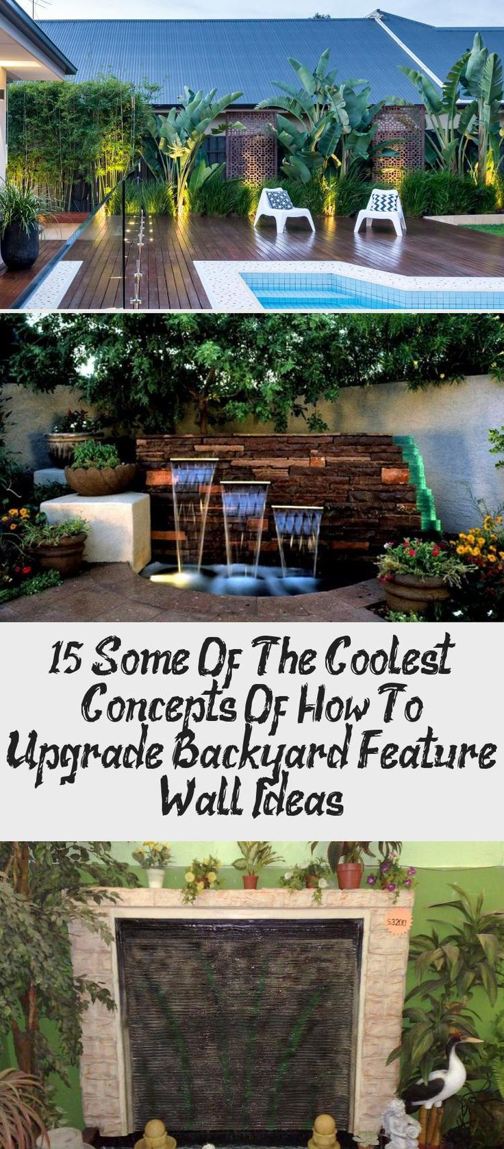 15 Some Of The Coolest Concepts Of How To Upgrade Backyard ...