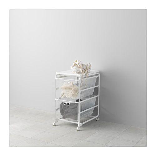 ALGOT Structure/2corbeilles filet/tab sup  - IKEA