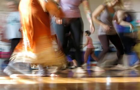 5Rhythms - with Belle Power weekly waves Wednesday nights 7:30pm - 9:30pm