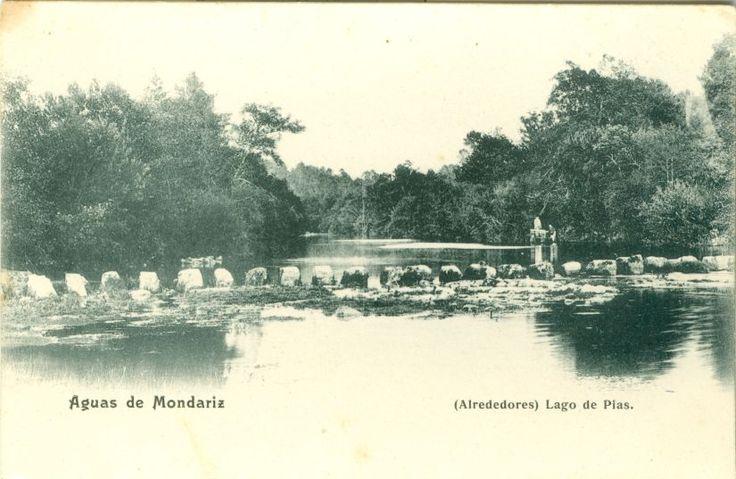 Mondariz - arredores do lago de Pias