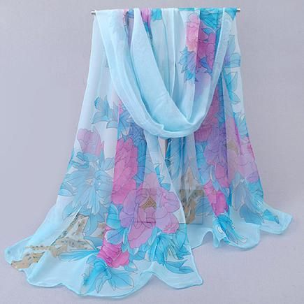 Accent Scarves