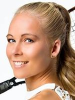 "Johanna Larsson Residence: Helsingborg, Sweden Date of Birth: 17 Aug 1988 Birthplace: Boden, Sweden Height: 5' 9"" (1.74 m) Weight: 146 lbs. (66 kg) Plays: Right-handed (two-handed backhand) Status: Pro (2006) Official Site"