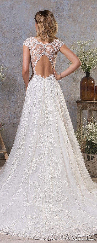 Amelia Sposa 2019 Wedding Dress #weddingdress