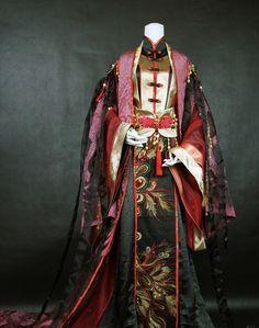china costume for macbeth - Google Search