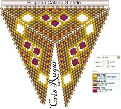 Triangle giligrine - 3