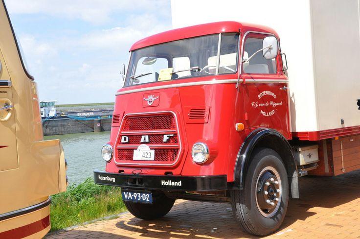 1965 - DAF 1600 Kikker Bakwagen