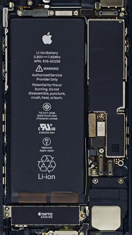 Iphone 7 Inside Wallpaper Di 2020 Wallpaper Iphone Latar
