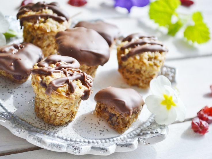 Owsiane ciasteczka dziecinnie proste
