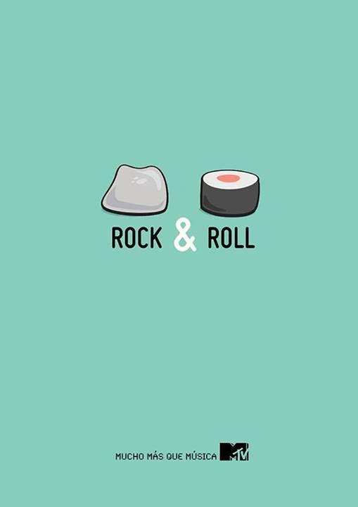 Rock  Roll - Happy drawings :)