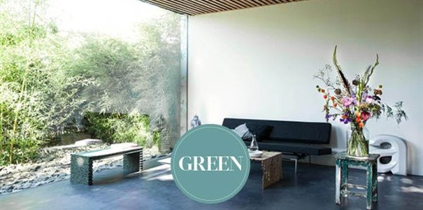 Green Living: een duurzame kantoorjungle