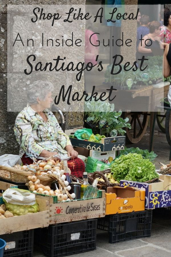 Shop Like A Local: An Inside Guide to Santiago's Best Market