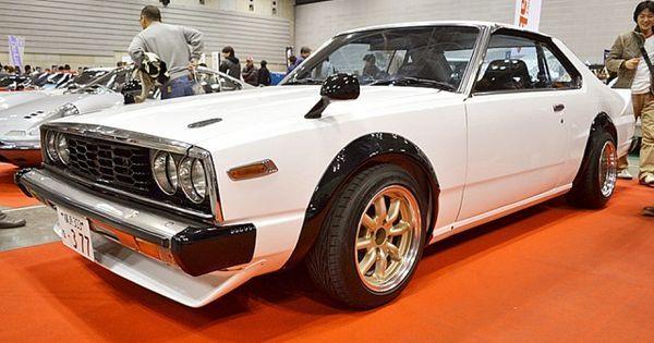 Nissan automobile - super photo