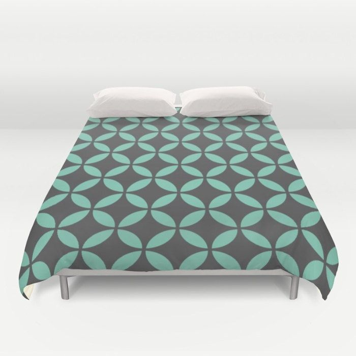 modern duvet covers uk south africa colours mid century cover geometric circles charcoal black bedding full