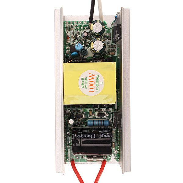 Ac85 265v To Dc18 36v 100w Led Constant Current Driver Power Supply For Chip Light Flood Lamp Light Accessories Led Constant Current