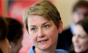 Yvette Cooper calls for protest-free buffers around abortion clinics