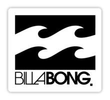 billabong stickers