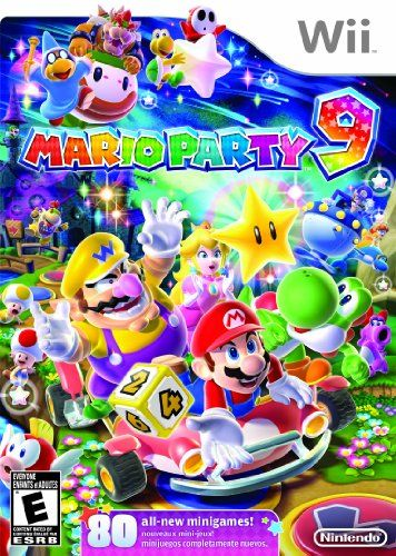 Mario Party 9 Nintendo http://www.amazon.com/gp/product/B0050SVGU0/ref=as_li_qf_sp_asin_il_tl?ie=UTF8&camp=1789&creative=9325&creativeASIN=B0050SVGU0&linkCode=as2&tag=divinetreas03-20&linkId=3JH7QFOE53KCGY4U