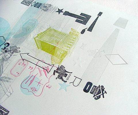 Great letterpress composition.