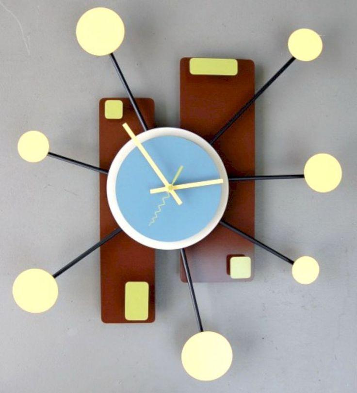 Best 25+ Wall clock design ideas on Pinterest   Scandinavian wall ...