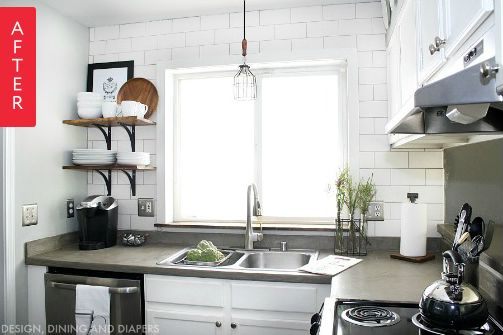 5 Breathtaking Affordable Kitchen Transformations