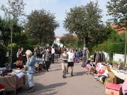 frederiksberg flea market - Dk