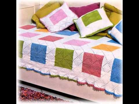 Crochet Quilt Patterns Sister Margaret Mary : Crochet Bedspread on Pinterest Crochet bedspread pattern, Crochet ...