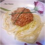 La vrai Sauce Bolognaise italienne Recette Thermomix
