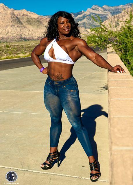 Ifbb Pro Margie Martin, Womens Bodybuilding Photography -9497