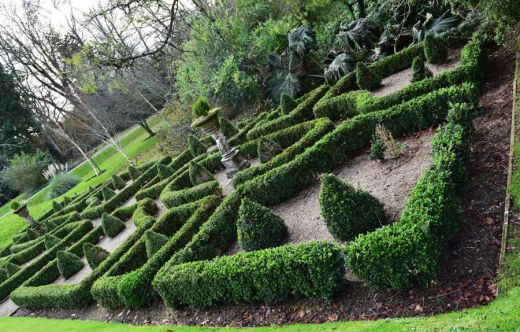 #Gardens at #MarlfieldHouse #Hotel in #Gorey #Wexford #Ireland