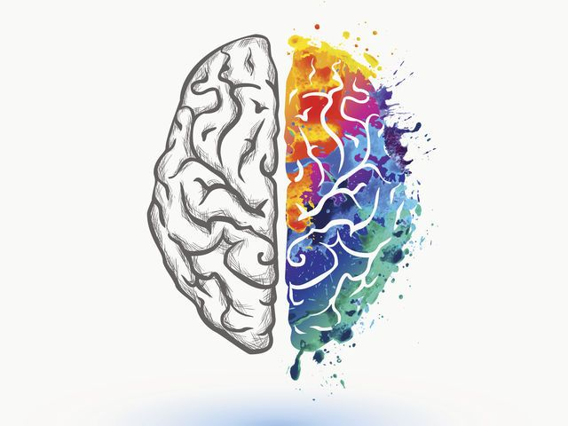 The right side of your brain is dominant! You are natural born to be a creative and intuitive person but also good at logical thinking. Furthermore, you depend more on visual references for understanding and are often times visual learners, and you must be good in music, art, drawing, athletics and coordinated physical movement.