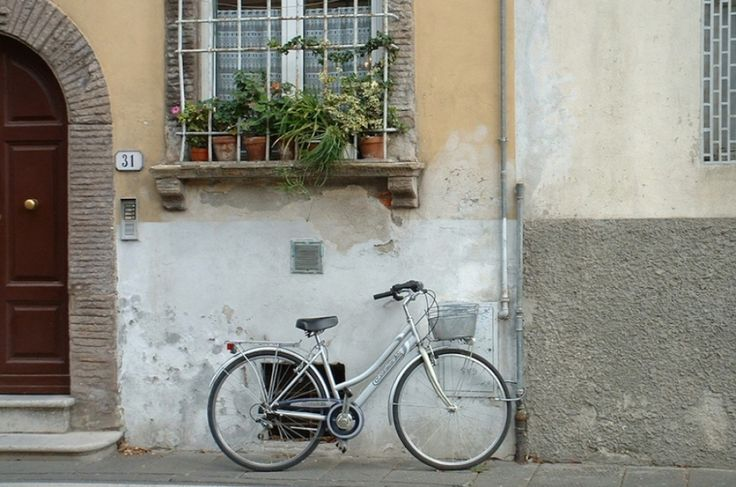 When in Lucca...