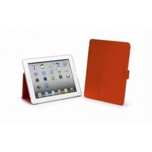 ipad 2/3 Case Orange Nappa Leather