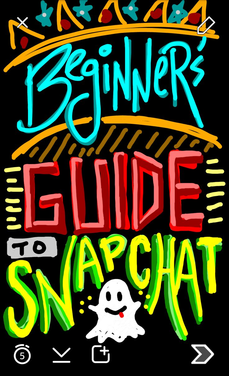 The Beginner's Guide To Snapchat