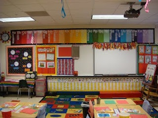 Wow...what a great blog with fantastic ideas for all grades!: Colors Words, Classroom Decor, Classroom Theme, Words Wall, Classroom Organizations, Classroom Tours, Grade Sweetie, Classroom Ideas, First Grade