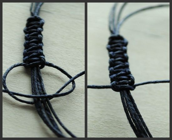 Wish Bracelet Tutorial | sliding knot tutorial.