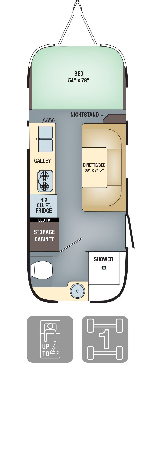***FAVORITE***Floor Plans - Sport 22FB
