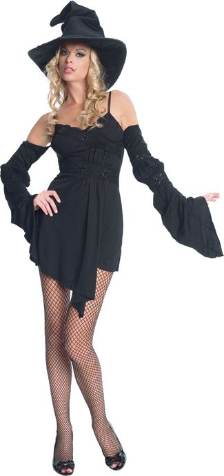 Sexy Witch Costume - Adult Costumes